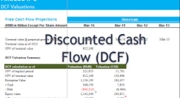 DCFバリュエーションが実はヤバい3大理由と、それでも有用な1つの理由とは?