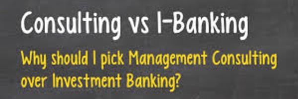 戦略コンサルと投資銀行の、シンプルすぎる、たった2つの本質的違いとは?